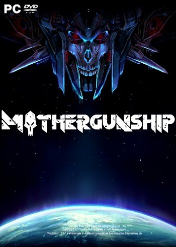 Mothergunship [2018 / Action, Shooter, FPS / HD 720p] | Трейлер
