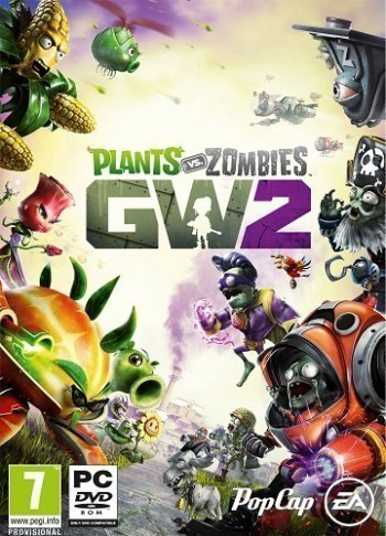 Plants vs. Zombies: Garden Warfare 2 [2016 / Action, Аркады, 3D / HD 720p] | Трейлер