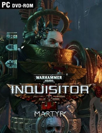 Warhammer 40000: Inquisitor Martyr [2017 / Action, RPG, Sandbox / HD 720p] | Трейлер