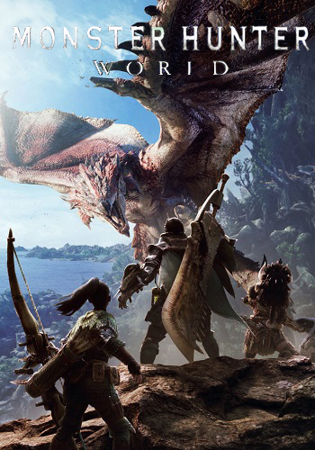 Monster Hunter: World [2018 / Action, RPG / HD 720p] | Трейлер