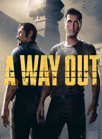 A Way Out [2018 / Adventure, Action / HD 720p] | Трейлер