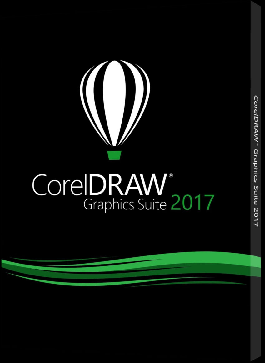 CorelDRAW Graphics Suite 2017 [19.1.0.419 Retail] [2017]