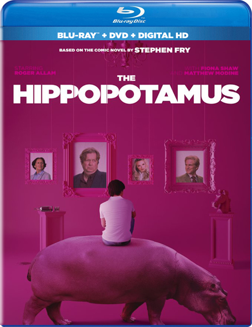 Гиппопотам / The Hippopotamus [2017 / Комедия / BDRip 1080p]