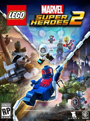 LEGO Marvel Super Heroes 2 [2017 / Action / HD 720p] | Трейлер