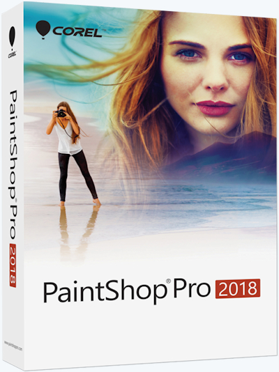 Corel PaintShop Pro 2018 Retail [20.0.0.132] [2017] PC