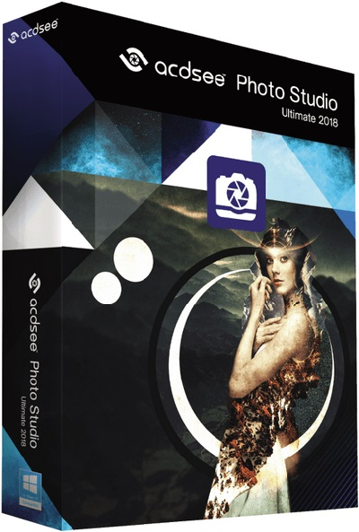 ACDSee Photo Studio Ultimate 2018 [11.0.1196] [10.09.2017] [2017] PC | RePack by KpoJIuK