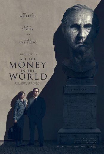 Все деньги мира / All the Money in the World [2017 / триллер, криминал, детектив, история / HD 720p] | Трейлер