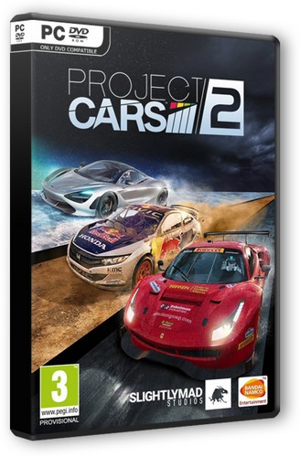 Project CARS 2: Deluxe Edition [2017 / Racing, Simulator, 3D / RePack] | PC от VickNet