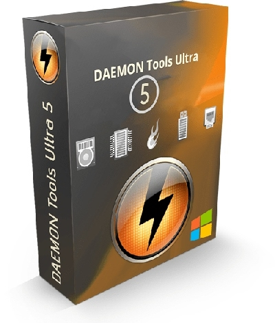 DAEMON Tools Ultra 5.2.0.0644 [Multi/Ru]
