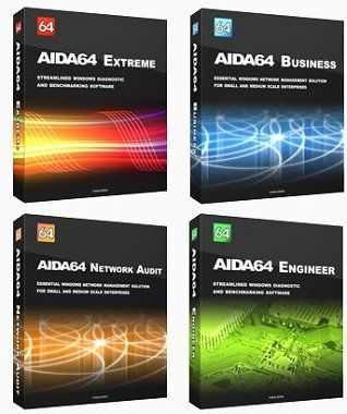 AIDA64 Extreme / Engineer / Business / Network Audit [6.20.5300 Final] [2019]