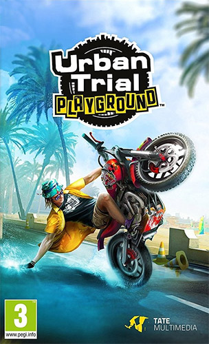 Urban Trial Playground [2019 / Arcade, Side, Third-person, 3D / Repack]