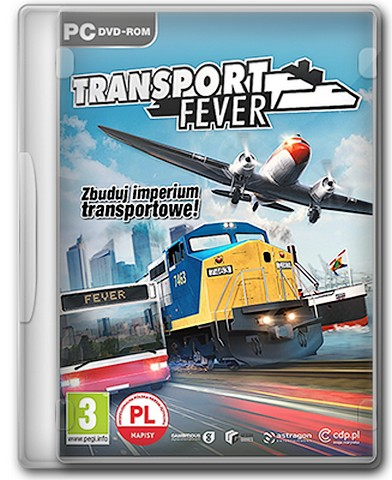 Transport Fever [Build 18381] [2016 / Simulator, Strategy, Modernity / Лицензия]