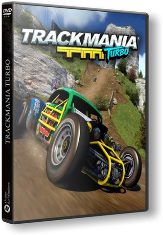 Trackmania Turbo [2016 / Arcade, Racing, Cars, 3D / RePack]