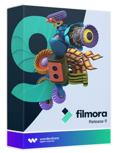 Wondershare Filmora [9.4.1.4 Portable] [2019]