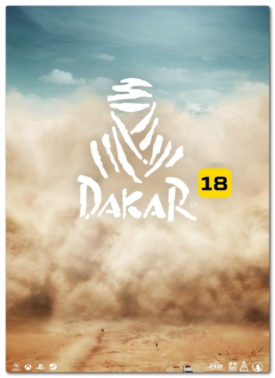 Dakar 18 [2018 / Racing / Simulator / Лицензия]