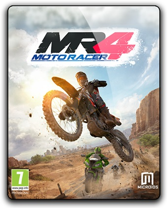 Moto Racer 4: Deluxe Edition [v 1.5 + 6 DLC] [2016 / Arcade, Racing, Motorcycles, 3D / RePack]