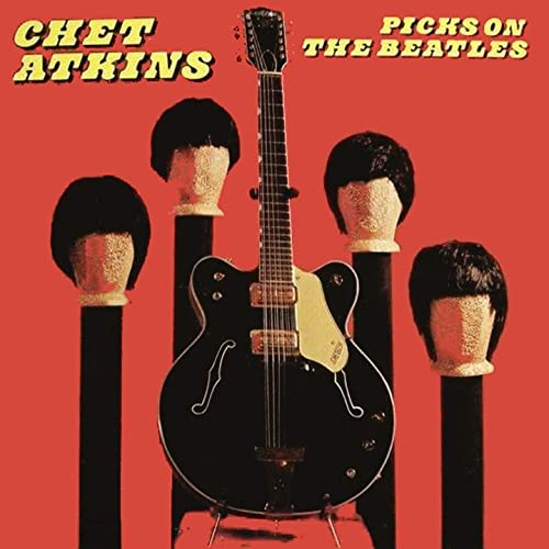 Chet Atkins - Chet Atkins Picks On The Beatles (1966) MP3