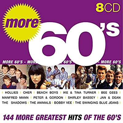 VA - More Greatest Hits Of The 60's - CD1 (2005) FLAC