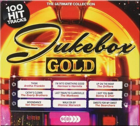 VA - Jukebox Gold: Ultimate Collection CD 1 (2020) MP3