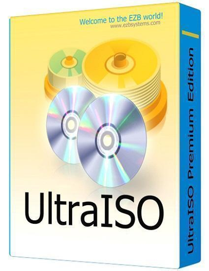 Скачать UltraISO Premium Edition 9.7.5.3716 (2020)