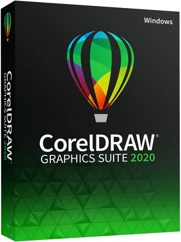 CorelDRAW Graphics Suite 2020 22.1.0.517 (2020)