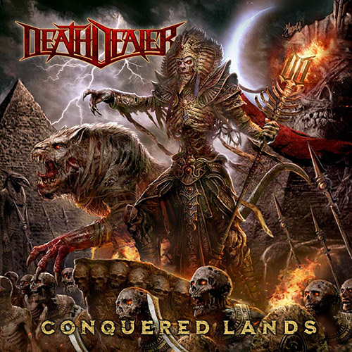 Death Dealer - Conquered Lands (2020) FLAC