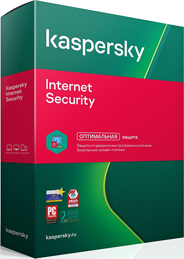 Скачать Kaspersky Internet Security [21.3.10.391] [2021]