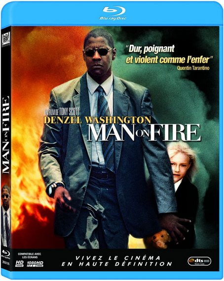 Гнев / Man on Fire [2004 / Триллер, драма, криминал / BDRip 1080p]