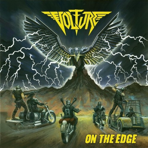 Volture / On the Edge [2013]