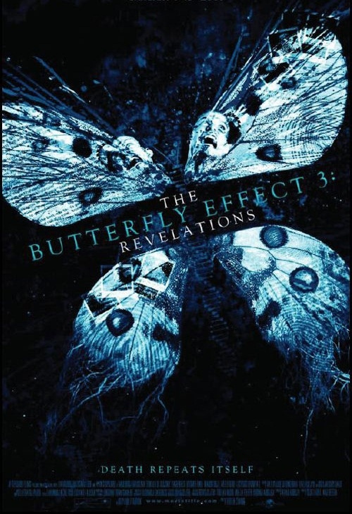 Эффект бабочки / The Butterfly Effect  [2004 / Фантастика, драма / BDRip 1080p]