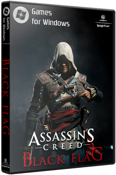 Assassin's Creed IV: Black Flag. Deluxe Edition [2013 / Action / 3D / 3rd Person / Rip]