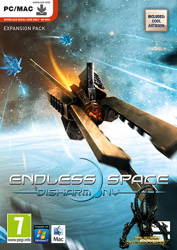 Endless Space: Emperor Special Edition [v.1.1.34-03] [2012  / Strategy, Turn-based, Grand, strategy, 3D / Лицензия [Steam-Rip]]