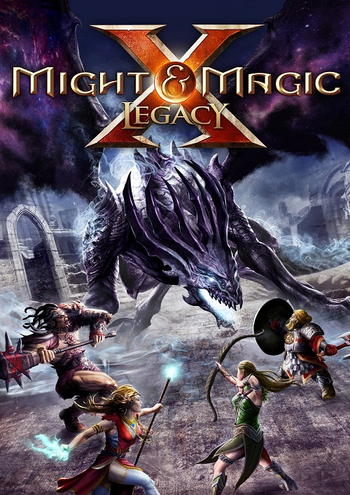 Might  Magic X - Legacy [2014 / RPG / Repack] PC