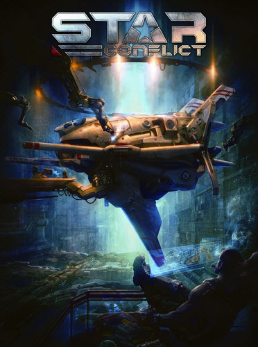 Star Conflict v.0.9.22 [2013 / Simulator (Space) / Online-only / L]
