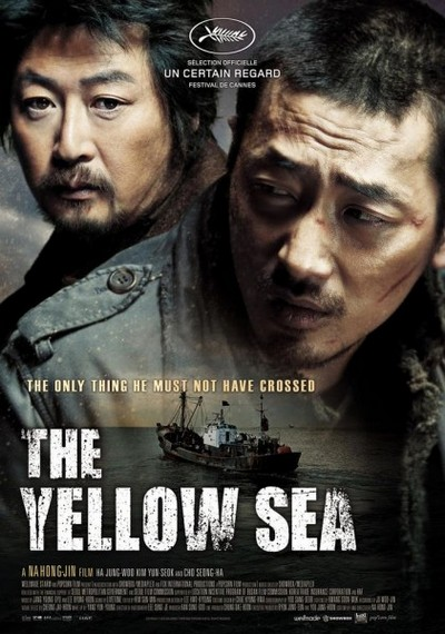 Желтое море / The Yellow Sea / Hwanghae [2010 / триллер, драма, криминал / HDRip]