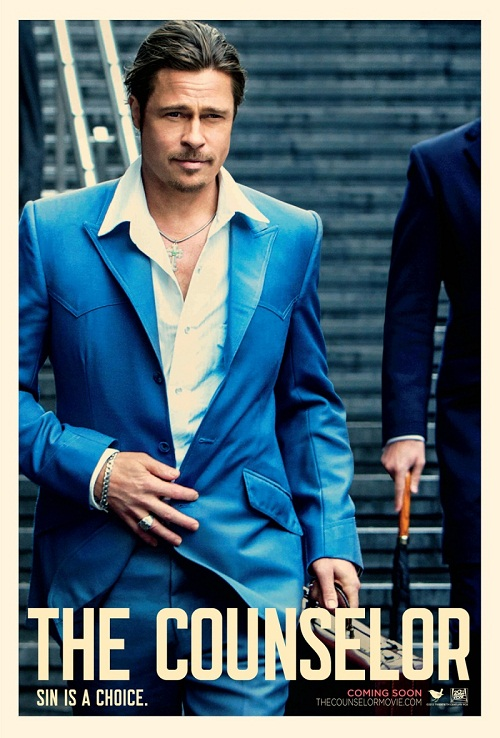 Советник / The Counselor [2013 / Триллер, драма, криминал / BDRip 1080p] DUB