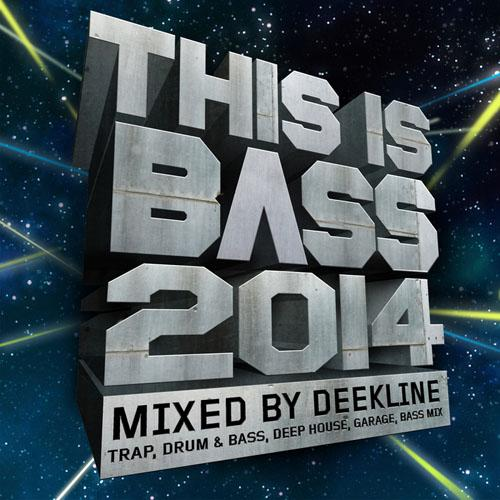 VA / This Is Bass 2014 - Mixed By Deekline [2014] MP3