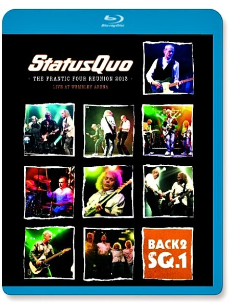 Status Quo / Live at Wembley Arena [2013 / Rock / BDRip 720p]