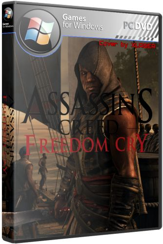 Assassin's Creed - Freedom Cry [2014 / Action, 3D, 3rd Person / Repack от XLASER]