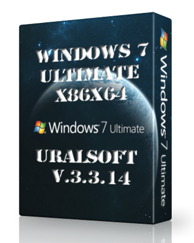 Windows 7x86x64 Ultimate UralSOFT [v.3.3.14] [2014]
