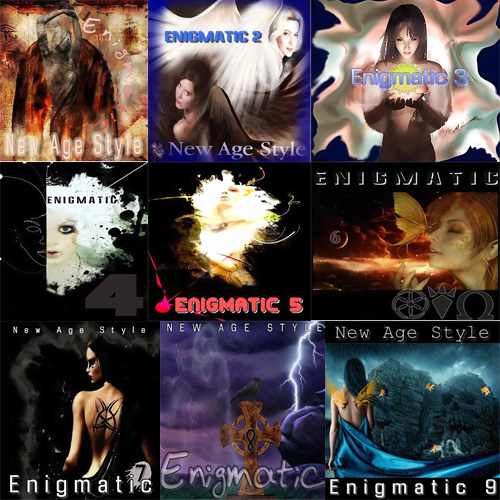 VA / New Age Style - Enigmatic (CD 01-14) [2009-2014] MP3