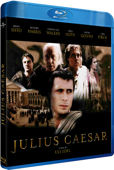 Юлий Цезарь / Julius Caesar [2002 / драма, военный, биография, история / BDRip 720p] MVO + Original